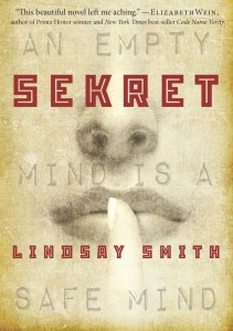 Add SEKRET on GoodReads
