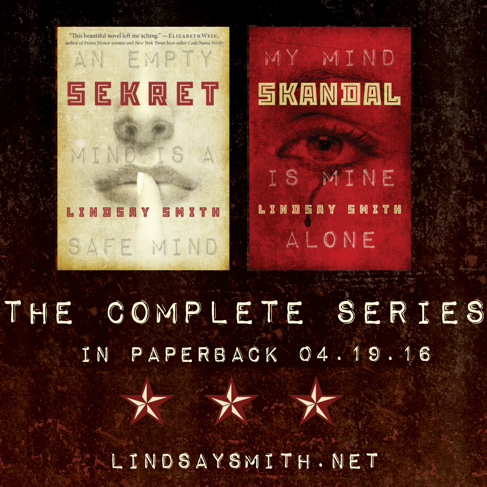 paperback promo